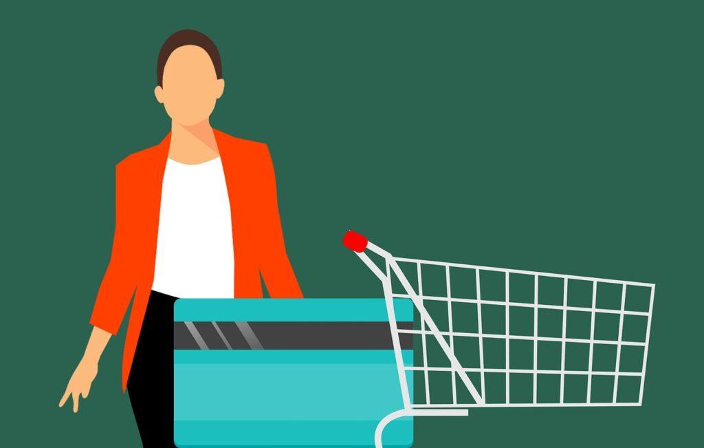 shopping, credit, card